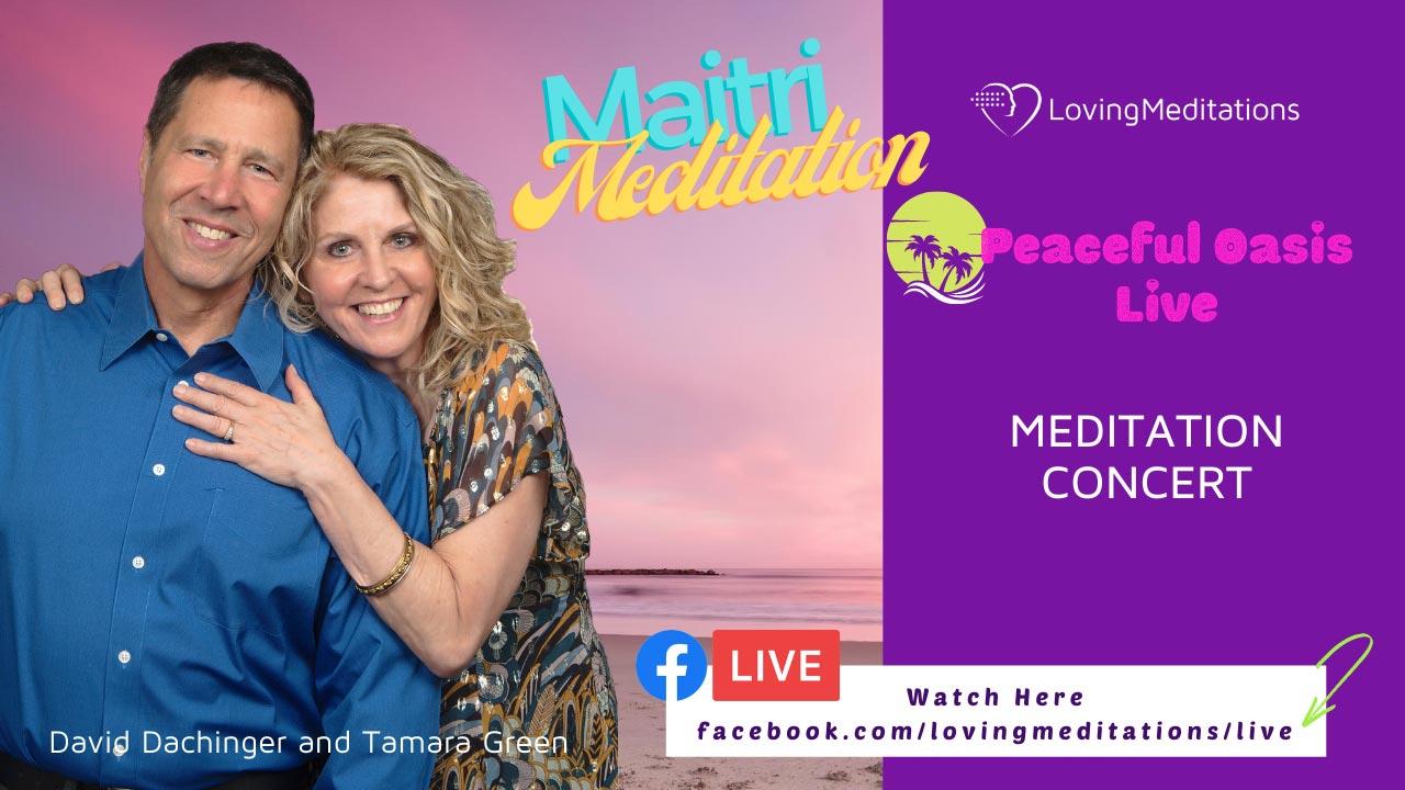 Mitre Meditation – Tamara & David (07/29/2020)